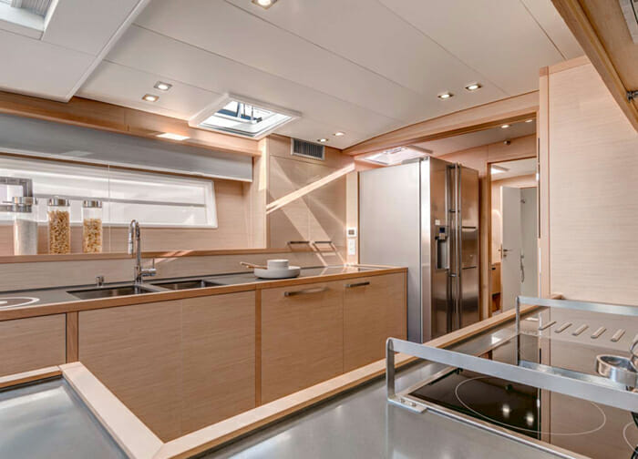 Ultra galley
