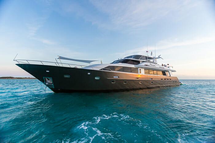 Yacht Unbridled