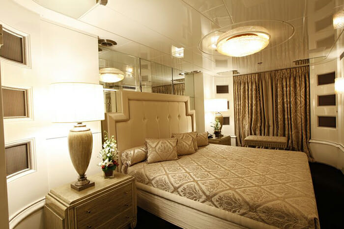 Vera guest cabin