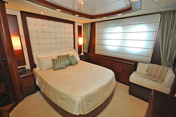 Vivere guest cabin