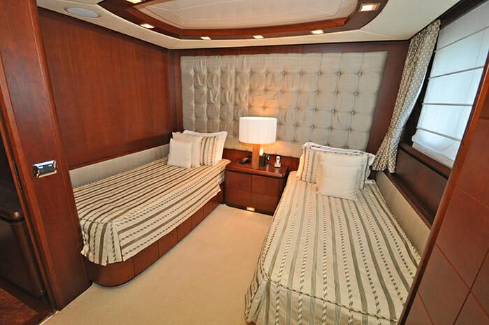 Vivere twin cabin