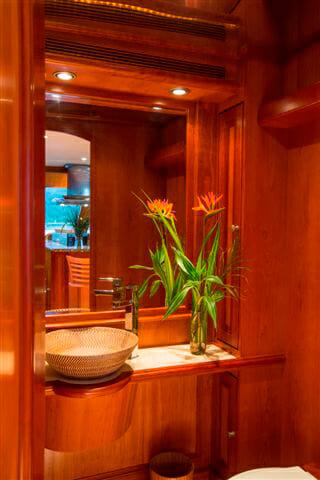 Watershed II guest bathroom