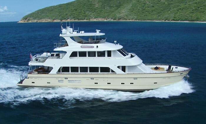 Yacht Watershed II
