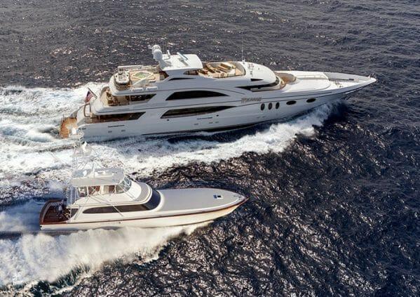 Yacht Wheels
