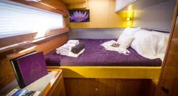 Xenia guest cabin