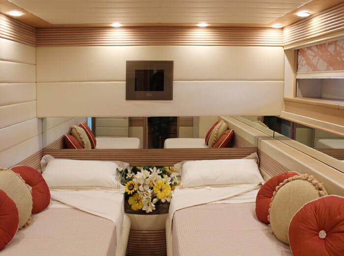 Yachtmind twin cabin