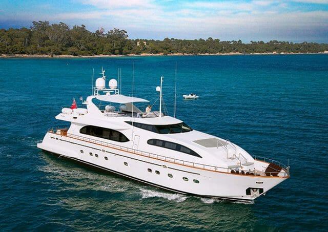 Yacht Ylang Ylang