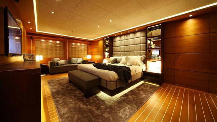 Zaliv III vip cabin