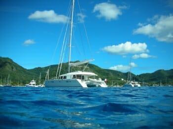 Zylkene 1 at anchor