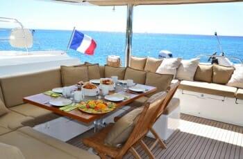 Zylkene 1 deck dining